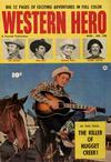 Cover for Western Hero (Fawcett, 1949 series) #100