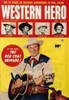 Cover for Western Hero (Fawcett, 1949 series) #101