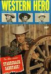 Cover for Western Hero (Fawcett, 1949 series) #102
