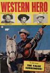Cover for Western Hero (Fawcett, 1949 series) #104