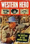 Cover for Western Hero (Fawcett, 1949 series) #105