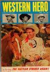 Cover for Western Hero (Fawcett, 1949 series) #106
