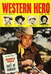 Cover for Western Hero (Fawcett, 1949 series) #107