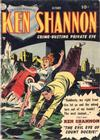 Cover for Ken Shannon (Quality Comics, 1951 series) #1