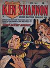 Cover for Ken Shannon (Quality Comics, 1951 series) #4