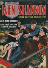Cover for Ken Shannon (Quality Comics, 1951 series) #5