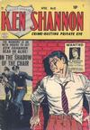 Cover for Ken Shannon (Quality Comics, 1951 series) #10
