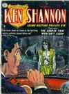 Cover for Ken Shannon (Quality Comics, 1951 series) #3