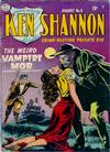 Cover for Ken Shannon (Quality Comics, 1951 series) #6