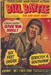Cover for Bill Battle, the One Man Army (Fawcett, 1952 series) #2