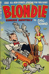 Cover for Blondie Comics Monthly (Harvey, 1950 series) #20