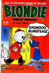 Cover for Blondie Comics Monthly (Harvey, 1950 series) #26
