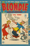 Cover for Blondie Comics Monthly (Harvey, 1950 series) #29