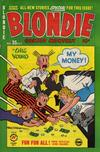 Cover for Blondie Comics Monthly (Harvey, 1950 series) #35