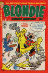Cover for Blondie Comics Monthly (Harvey, 1950 series) #37