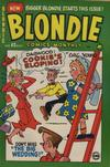 Cover for Blondie Comics Monthly (Harvey, 1950 series) #42