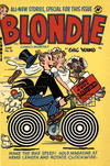 Cover for Blondie Comics Monthly (Harvey, 1950 series) #55