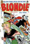 Cover for Blondie Comics Monthly (Harvey, 1950 series) #57