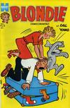 Cover for Blondie Comics Monthly (Harvey, 1950 series) #61