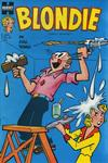 Cover for Blondie Comics Monthly (Harvey, 1950 series) #62