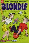 Cover for Blondie Comics Monthly (Harvey, 1950 series) #70
