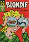 Cover for Blondie Comics Monthly (Harvey, 1950 series) #73