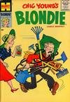 Cover for Blondie Comics Monthly (Harvey, 1950 series) #93