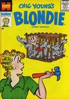 Cover for Blondie Comics Monthly (Harvey, 1950 series) #95