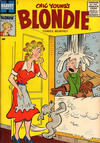 Cover for Blondie Comics Monthly (Harvey, 1950 series) #99