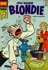Cover for Blondie Comics Monthly (Harvey, 1950 series) #101