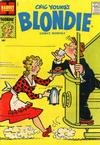 Cover for Blondie Comics Monthly (Harvey, 1950 series) #105