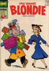 Cover for Blondie Comics Monthly (Harvey, 1950 series) #109