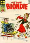 Cover for Blondie Comics Monthly (Harvey, 1950 series) #111