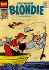 Cover for Blondie Comics Monthly (Harvey, 1950 series) #116