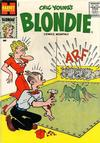 Cover for Blondie Comics Monthly (Harvey, 1950 series) #120