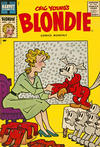 Cover for Blondie Comics Monthly (Harvey, 1950 series) #124