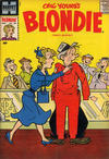 Cover for Blondie Comics Monthly (Harvey, 1950 series) #133