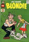Cover for Blondie Comics Monthly (Harvey, 1950 series) #138