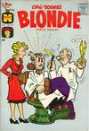 Cover for Blondie Comics Monthly (Harvey, 1950 series) #139