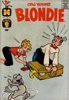 Cover for Blondie (Harvey, 1960 series) #147