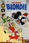 Cover for Blondie (Harvey, 1960 series) #150