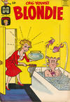 Cover for Blondie (Harvey, 1960 series) #151