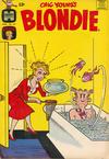 Cover for Blondie (Harvey, 1960 series) #151