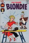 Cover for Blondie (Harvey, 1960 series) #152
