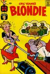 Cover for Blondie (Harvey, 1960 series) #154