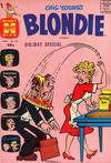Cover for Blondie (Harvey, 1960 series) #155