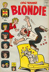 Cover for Blondie (Harvey, 1960 series) #156
