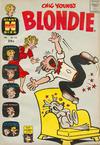 Cover for Blondie (Harvey, 1960 series) #156