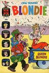 Cover for Blondie (Harvey, 1960 series) #157