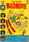 Cover for Blondie (Harvey, 1960 series) #161